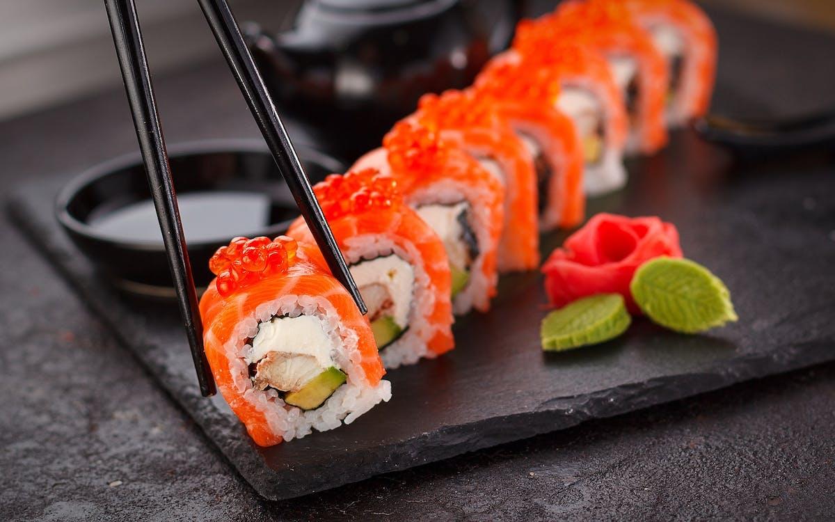 Sushi  shot Futomak