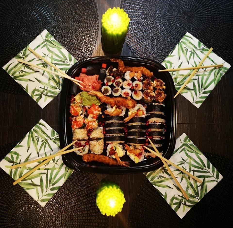 VIP Zestawy Sushi