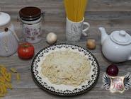 Spaghete Quattro Formaggi - porție mică