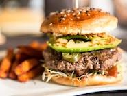 Burger Meksyk XL