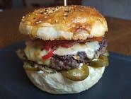 Piekielny Burger XL