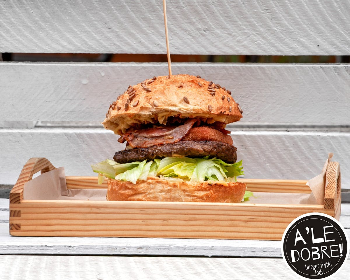 A'le Burgery- Nowa jakość wołowiny