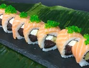 salmon & tuna rolls 8 szt.