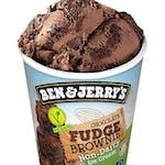 Ben & Jerry's CHOCOLATE FUDGE BROWNIE 450ML