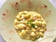 Gnocchi Gorgonzola Prosciutto