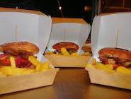 3 burgery standard
