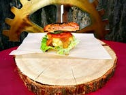 Burger Jamajski XXL
