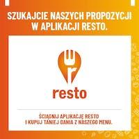 Rezerwuj taniej z Resto!