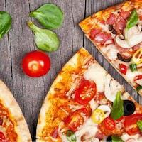 50 % rabatu na trzecią pizze