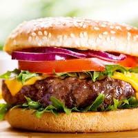 Burger Wołowy za free !