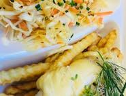 Filet z kurczaka zapiekany z serem