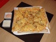 Placek kebab wegetariański (duży)