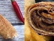Rollo kebab amerykański (mały)
