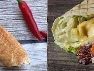 Rollo Kebab z serem (mały)