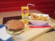Mini burger dla dzieci zestaw