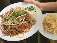 Wołowina z tajską bazylią