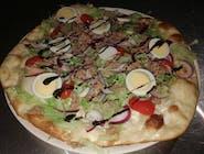 Pizza šalát Tonno (1,3,4,7,12)