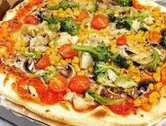 15. Pizza Vegetariana bezlepková (7,12)