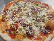 27. Pizza Ricco veľká (1,7,12)