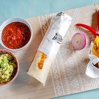 Drugie Burrito -50%