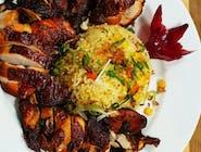 3. Ryż Deli Kurczak