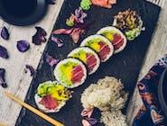 6x Futomaki - surowy tuńczyk