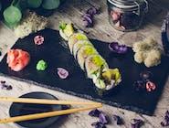 6x Futomaki - tuńczyk w tempurze