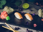 2x Nigiri - tuńczyk opalany