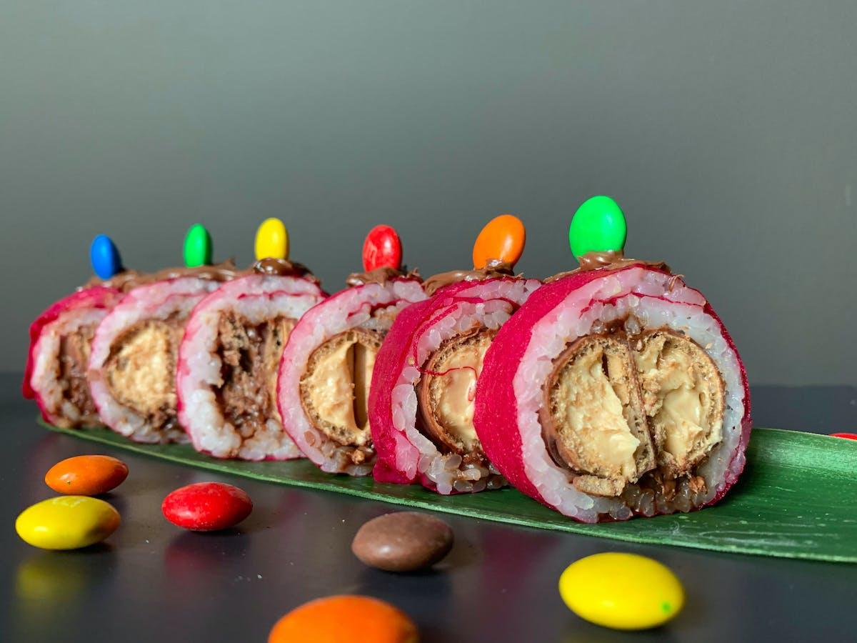 Sushi dla najmłodszych 6 szt.