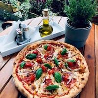 2 x średnia pizza