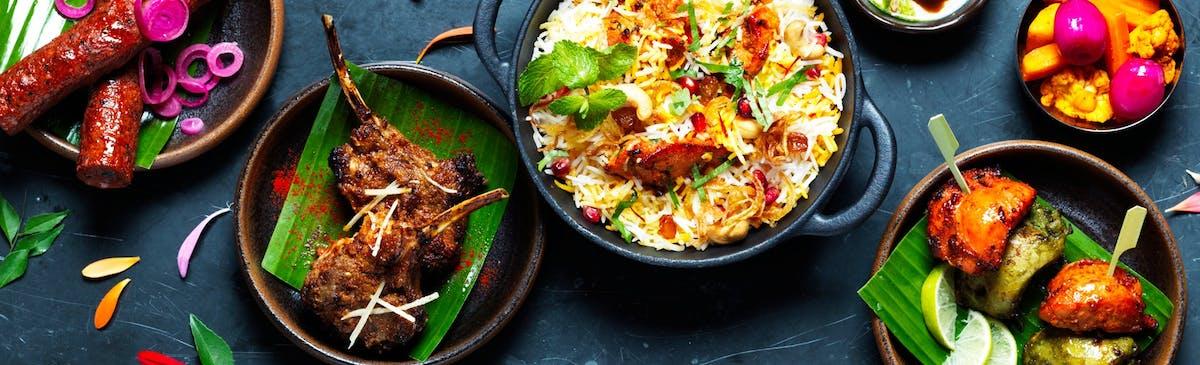 Punjabi Spicey Balti