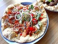 Kebab tempeh