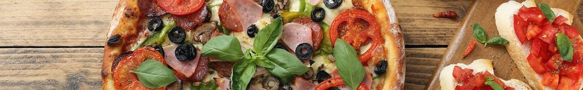Pizza - Mare (Familiară)