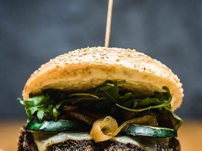 Burger Just Vege