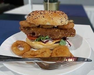 Burger Morski