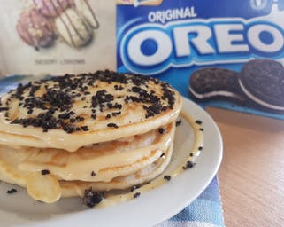 Pancake oreo