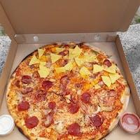 Promocja przy odbiorze pizzy w lokalu [50cm]