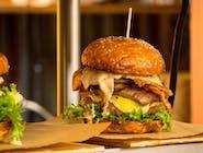 Burger Bycze Jajo