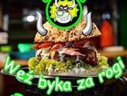 Burger Wściekły Byk