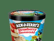 Ben&Jerry's STRAWBERRY CHEESCAKE 100ml