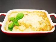 Tortellini z mięsem w sosie borowikowym