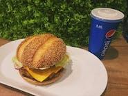 GRANDER ALA KFC w zestawie z Pepsi puszka