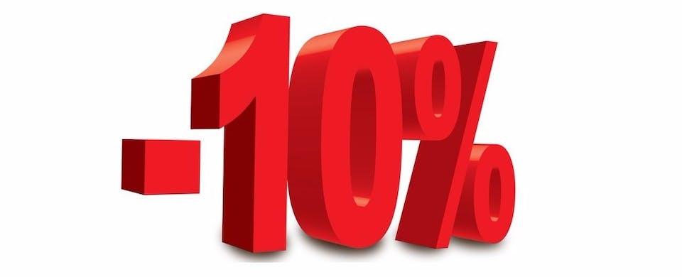 Zamów do pracy lub firmy zyskaj RABAT 10%