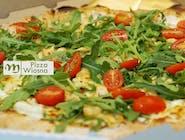 Pizza Wiosna (na cieście chlebowym)