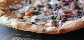 Środa dzień pizzy, druga za pół ceny!