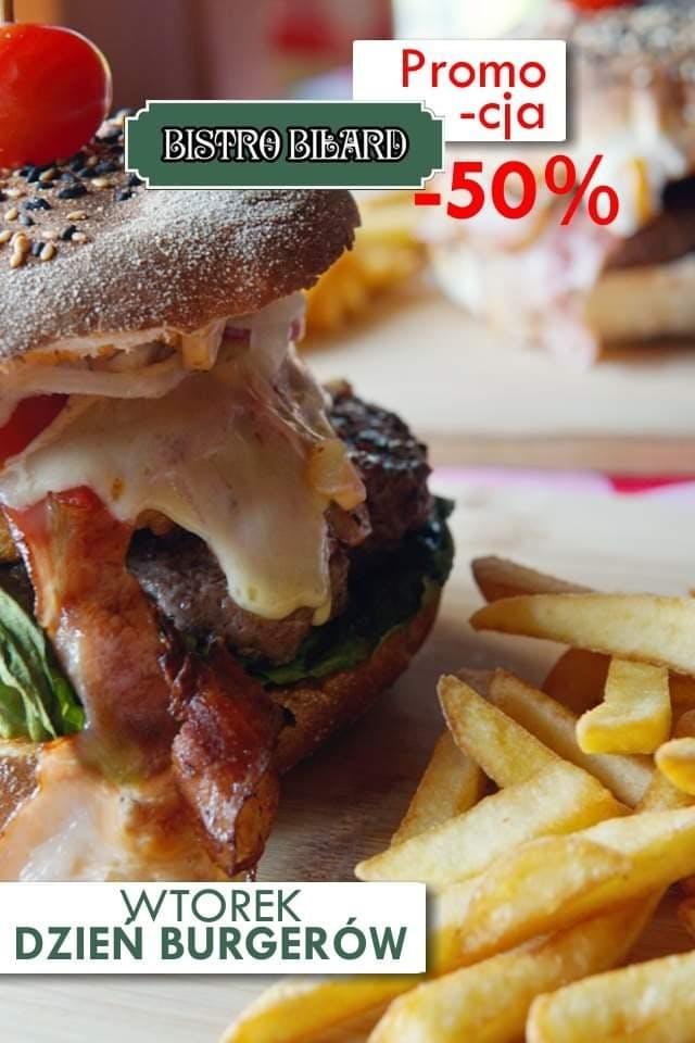 Wtorek dzień burgera!!!