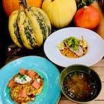 Zestaw lunch wege zupa + stak z kalafiora