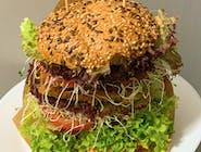 Ulubiony burger z frytkami