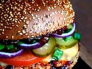 Mega Boski Burger