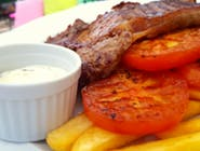 Stek z sezonowanej wołowiny